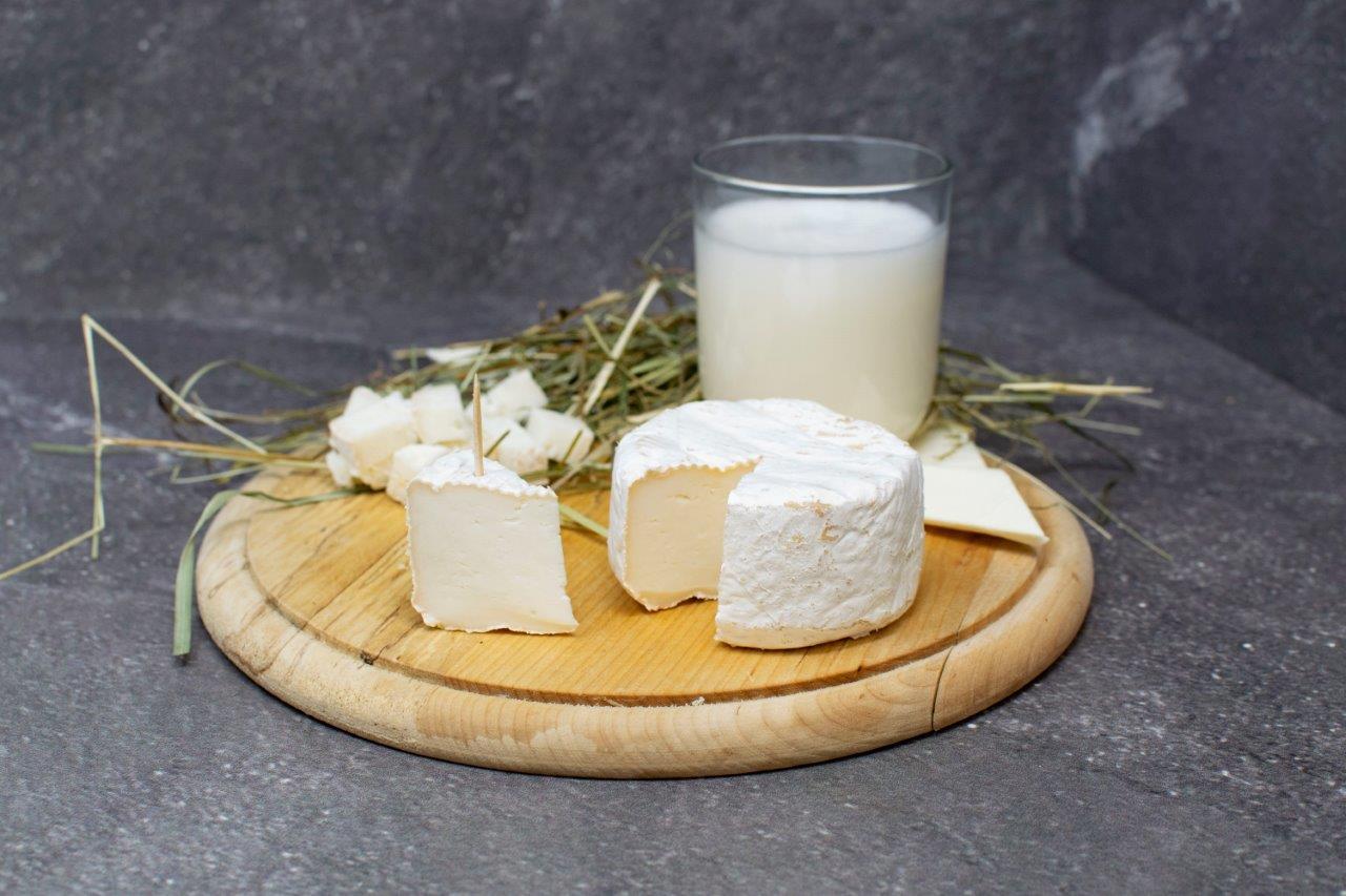 Camembert Glocknerweiß