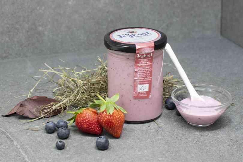 Bio Joghurt Waldbeere