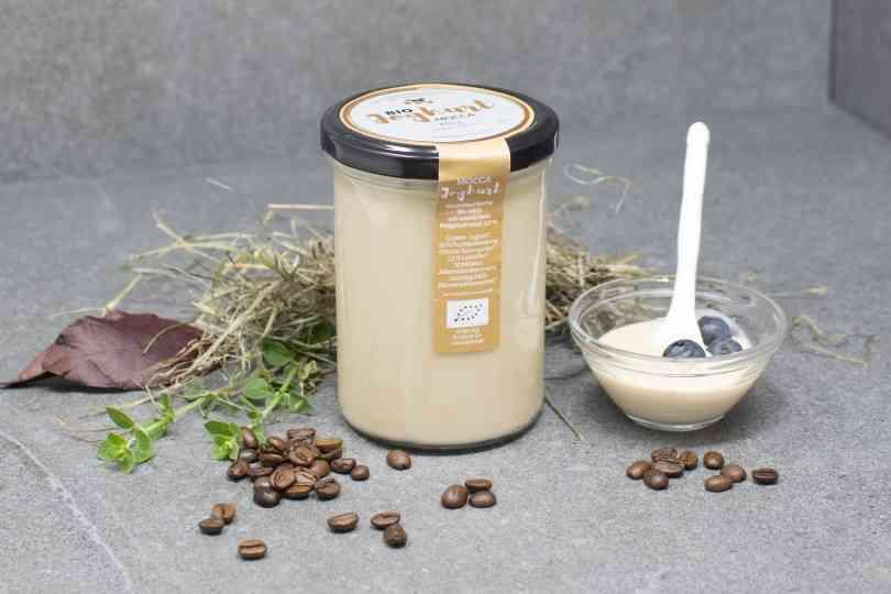 Bio Joghurt Mocca